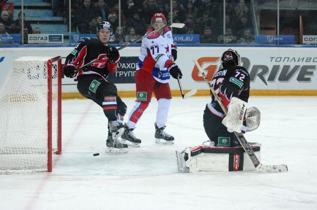 Для омской хоккейной академии