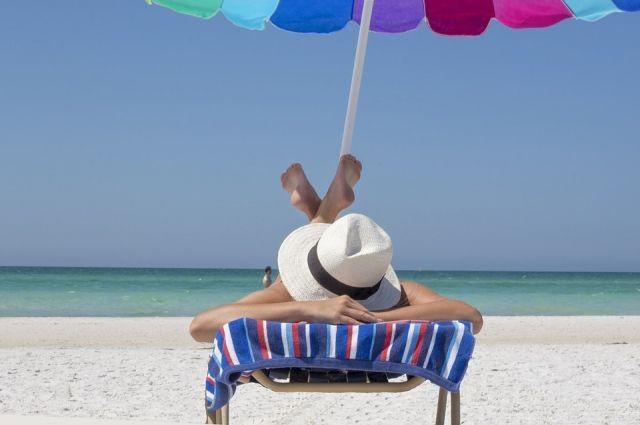 На территории края всего 26 официальных пляжей.