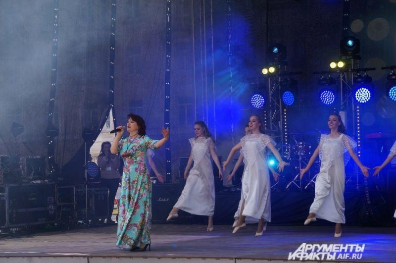 По вокальным данным многие участники концерта не уступали именитым звёздам эстрады.