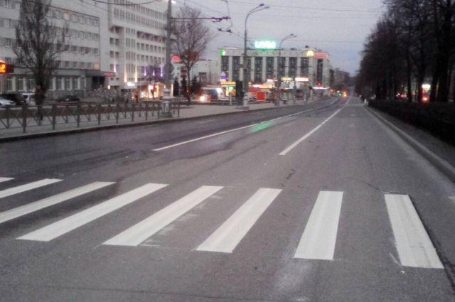 Разметка на дорогах Тюмени прослужит дольше