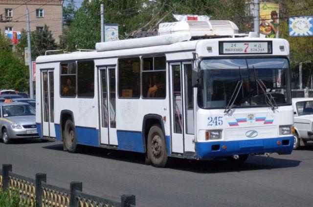 Цена проезда в троллейбусе вырастет до 20 рублей