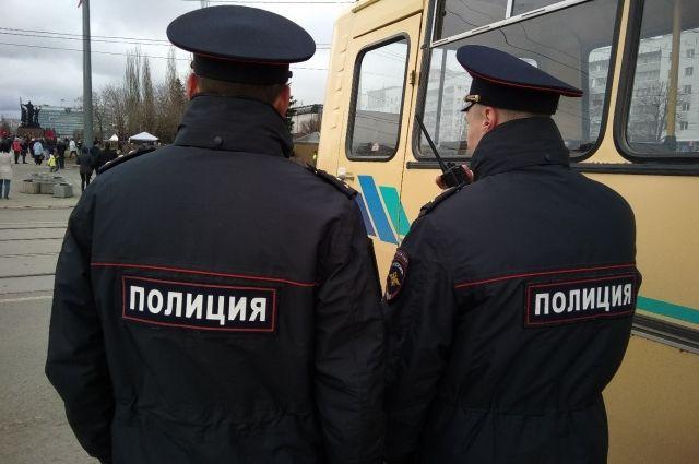 Полицейские задержали злоумышленников