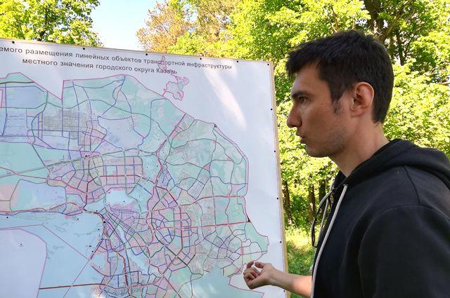 Новый генплан Казани обсуждают на публичных слушаниях.