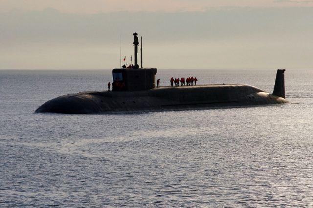Ракета «Булава» пролетела отБелого моря доКамчатки