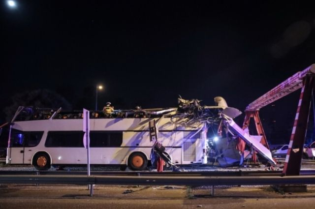 ДТП в Будапеште: полиция задержала водителя и возбудила уголовное дело