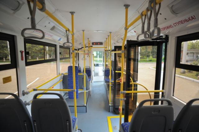 Пострадавшую в троллейбусе госпитализировали.