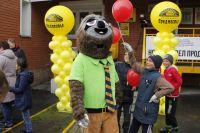 Открытие нового отдела продаж отметили весёлым праздником для детей и взрослых.