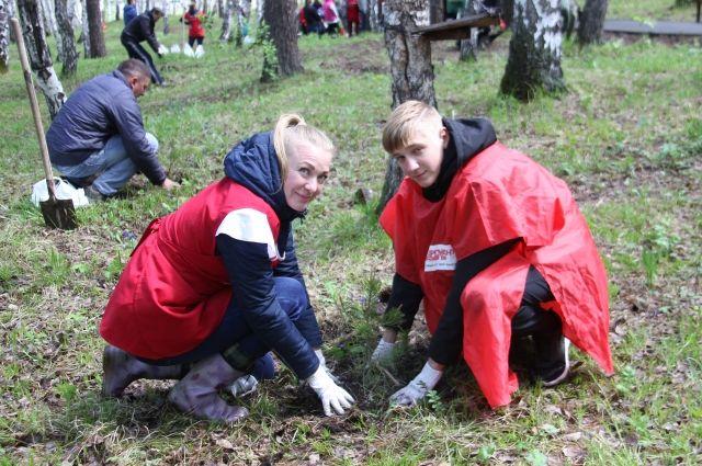 Больше тысячи иркутян приняли участие в «зелёной акции».