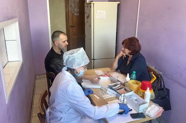 В городах крае работали семь площадок, где можно было пройти экспресс-тестирование на ВИЧ