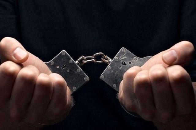 Задержанный ранее уже привлекался к уголовной ответственности.
