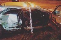 Одно ДТП произошло в Индустриальном районе, второе - в Мотовилихе. Кадры с места аварии.