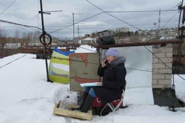 Веру Разалиеву, которая по-своему выразила протест, увезли в психбольницу.