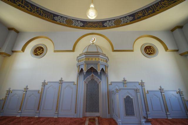 В Тюмени на Рабочем поселке построят мечеть
