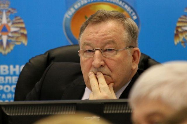 Александр Карлин - губернатор Алтайского края