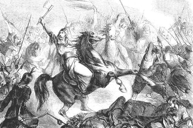Битва на Калке.