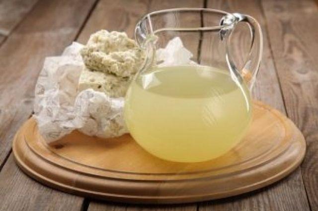 Сыворотка является самым низкокалорийным молочным продуктом.