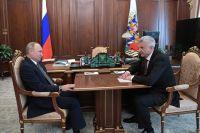 Сергей Носов назначен врио губернатора Магаданской области