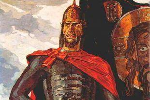 Александр Невский - один из величайших русских полководцев.