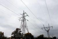 Штормовой ветер стал причиной массового отключения электроэнергии.