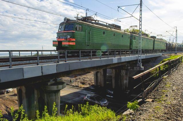 Работы по реконструкции пересечения ул. Героев Хасана и Транссибирской магистрали (включая тоннель) начались в 2017 году. Их планируется завершить в этому году.