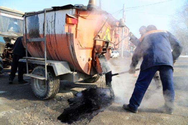 С жалобами на некачественный ремонт обращаются жители города.