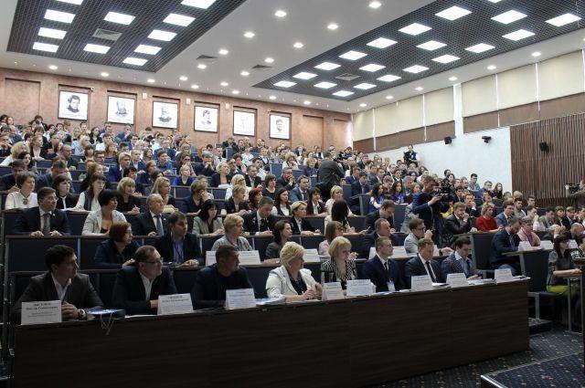 В КемГУ прошла стратсессия «Молодые профессионалы – достояние Кузбасса».