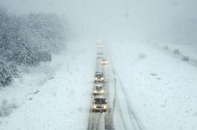 Ямал встретит снегом первый летний день
