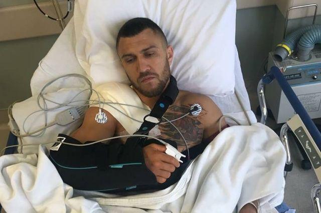 Стало известно, как боксер Ломаченко перенес операцию
