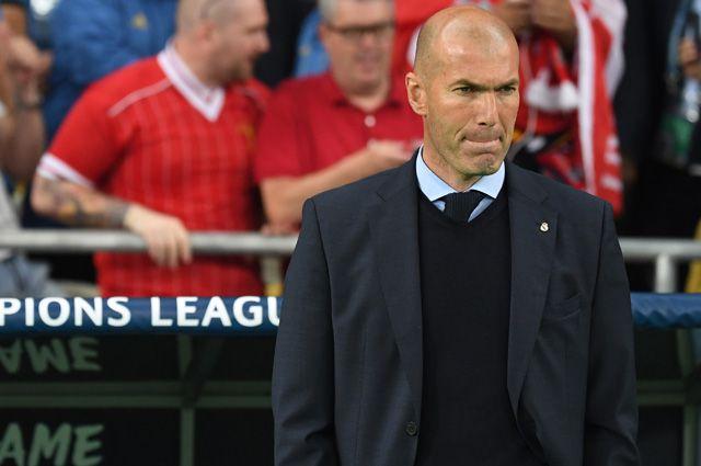 d03636c2c41 «Я принял решение не продолжать тренировать «Реал». Это странный момент