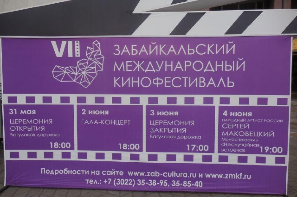Одиннадцать районов края посетят участники кинофестиваля.