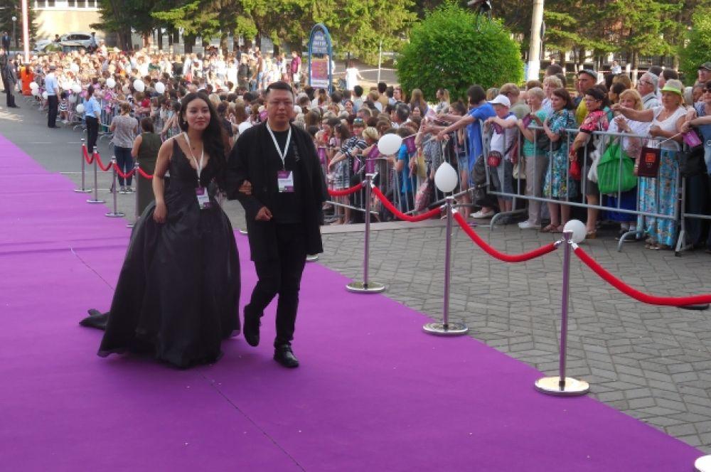 Среди участников кинофестиваля - представители КНР.