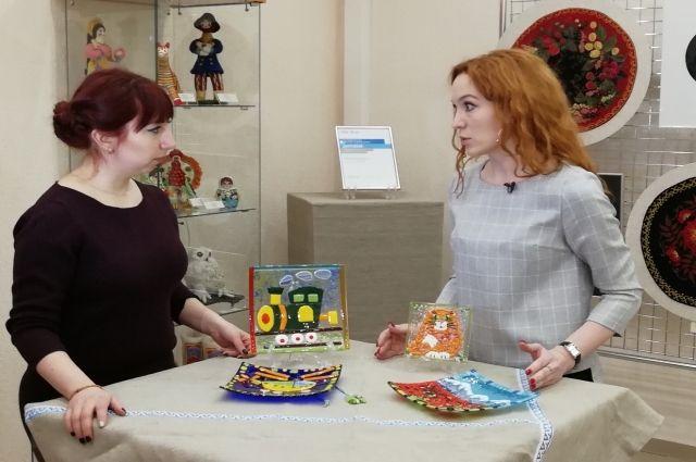 В Ноябрьске собирают битое стекло, чтобы сделать посуду и сувениры