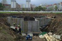 Варианты оформления территории вокруг фонтана пермяки могут выбрать до середины июня.