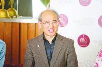 Корейский дирижёр Но Тэ Чол.