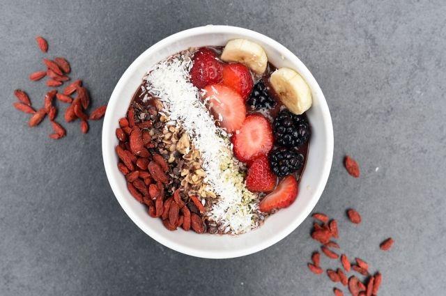 Завтрак должен быть полезным!