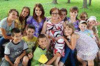 Все дети Татьяны Жугановой нашли своё место в жизни.