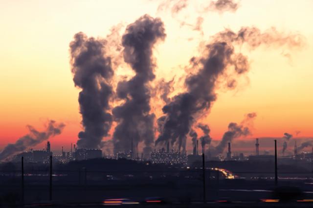 Основной проблемой остаётся загрязнение атмосферного воздуха.
