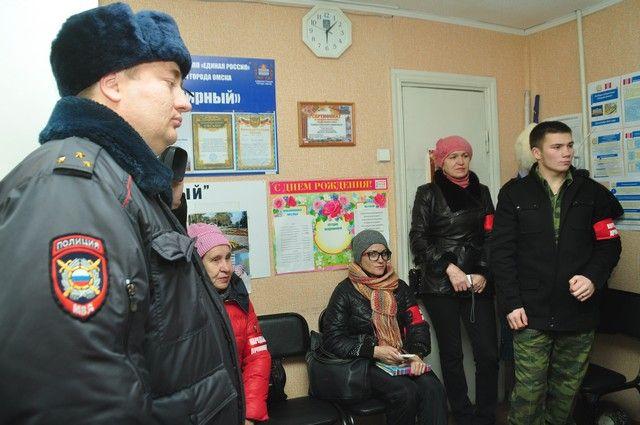 В Омске народные дружинники провели акцию по предотвращению оборота наркотиков.