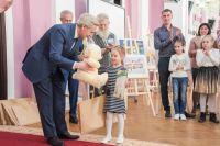 Во дворце искусств «Пионер» наградили победителей конкурса «Азбука Тюмени»