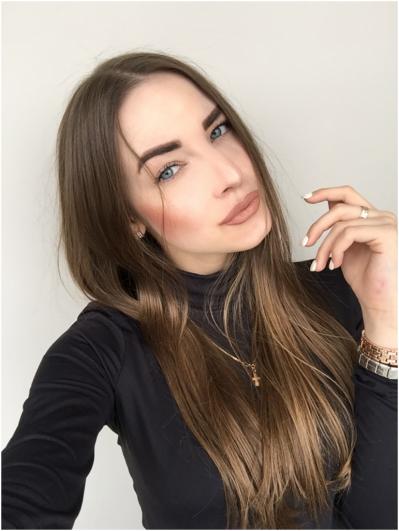 Хомутова Елена Константиновна, 1996 г.р., менеджер в строительной компании