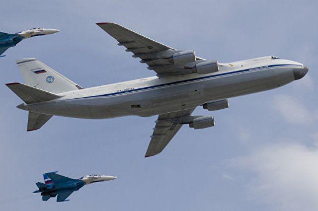 В Ульяновске могут возобновить производство самолетов Ан-124 «Руслан»