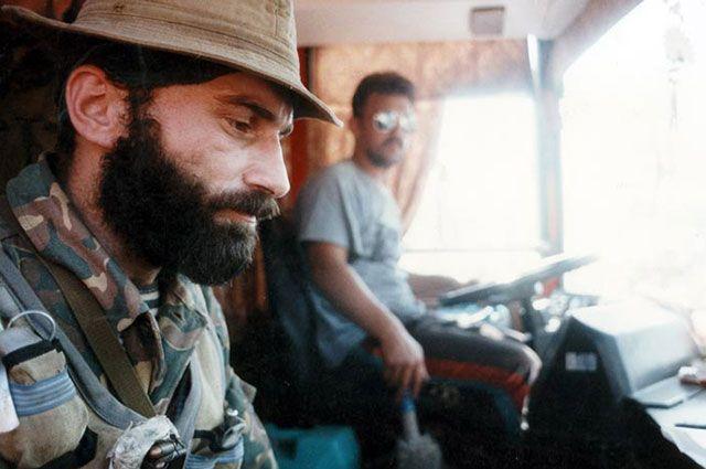Шамиль Басаев, 1995 г.