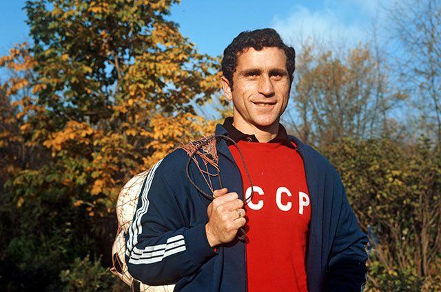 Анзор Кавазашвили, 1969 г.