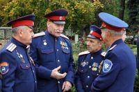 Казачество в Югре помогает полиции и МЧС.