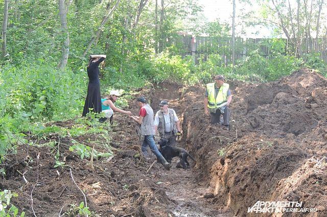 Поиски останков великого князя ведут в Перми с 2012 года.