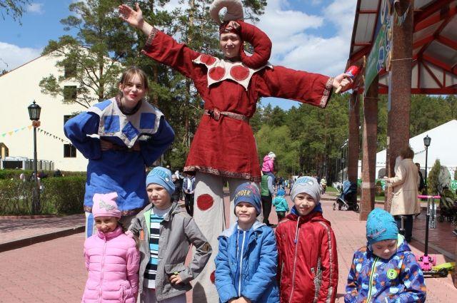 АО «Транснефть – Сибирь» организовало праздник для семей сотрудников
