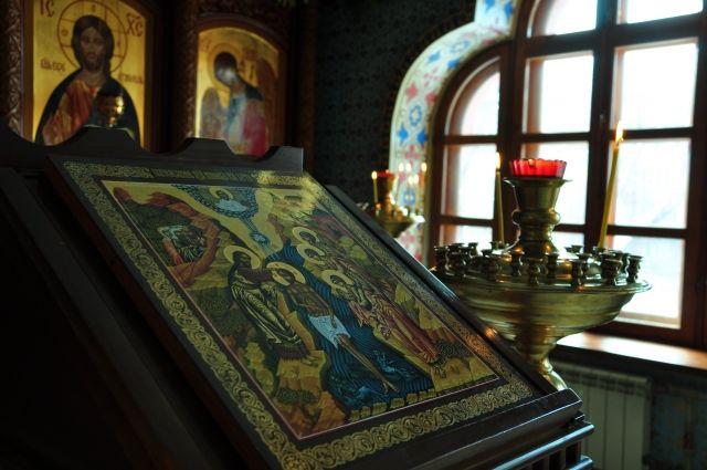 У омской епархии нет разрешения на реконструкцию прихода.