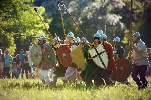 Битвы древних дружин оренбуржцы могут увидеть своими глазами.