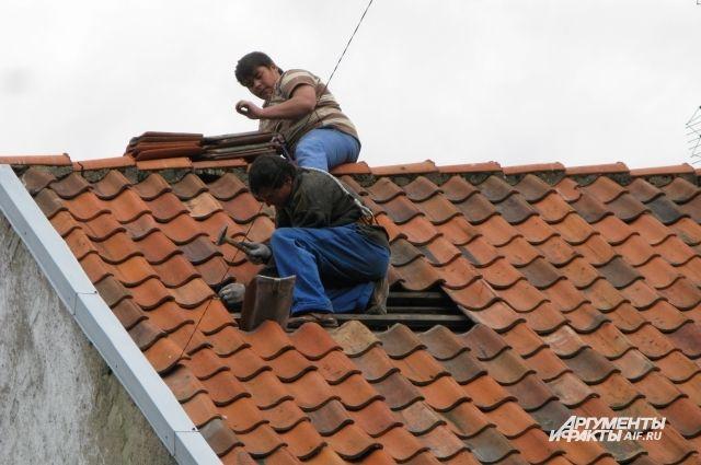 Калининградец засудил УК за протекающую пять лет крышу.