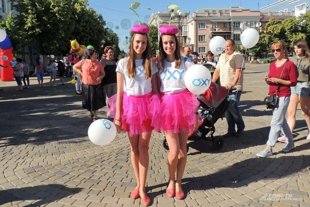 Сестры Анна и Мария Мостовые.